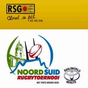Die  2018 Noord/Suid spanne en bepalings